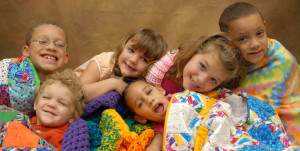 Giving Back: Project Linus