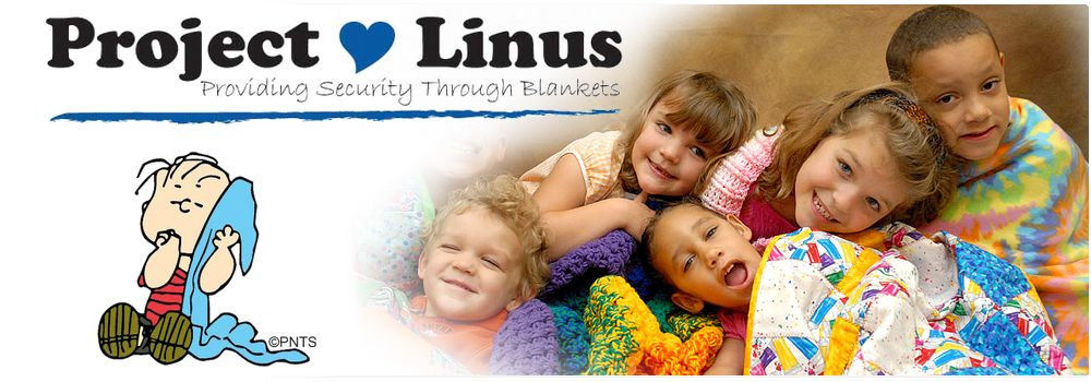Giving Back Project Linus
