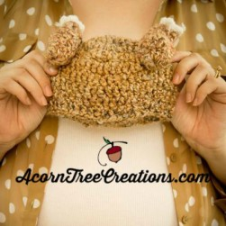 Newborn Crochet Turkey Hat Pattern