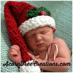 Santas Little Helper crochet pattern